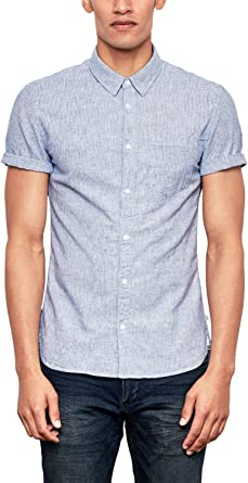 Q//S designed by Chemise Casual Homme