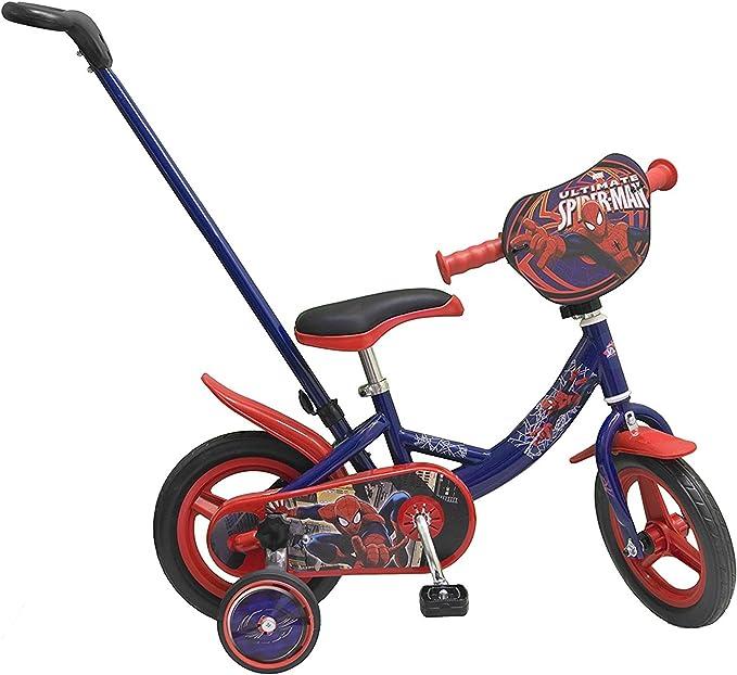 TOIMSA – Bicicleta para niños (con caña de desviación bajo ...