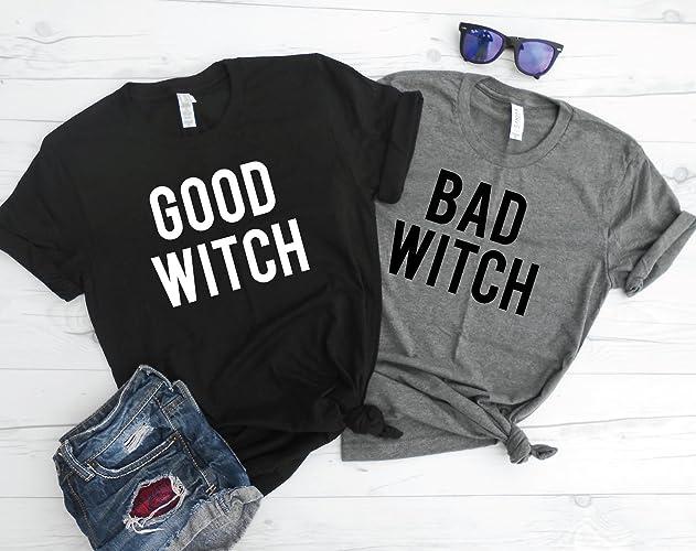 Cute Friend Halloween Costumes.Amazon Com Cute Halloween Shirts Matching Halloween Tees