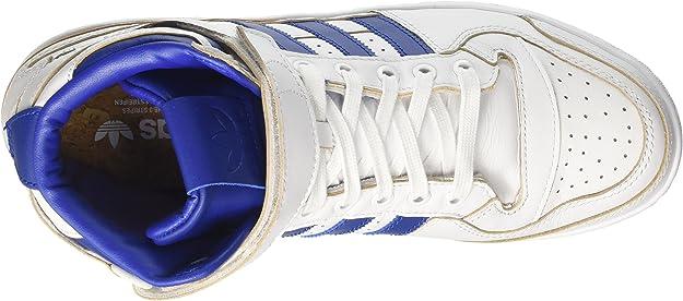 adidas Forum Mid (Wrap), Zapatillas de Deporte para Hombre: Amazon ...