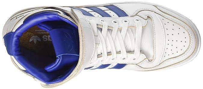 adidas Forum Mid (Wrap), Zapatillas de Deporte para Hombre: Amazon.es: Zapatos y complementos