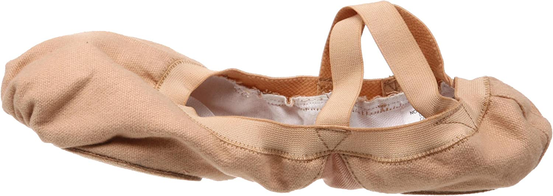 4.5 C US Bloch Dance Bloch Womens Pro Elastic Ballet Dance Slipper Flesh