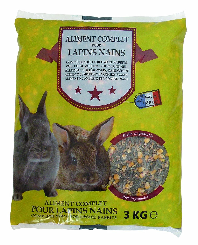 Agrobiothers Nourriture Mélange Complet pour Rongeurs 4 Kg 01027