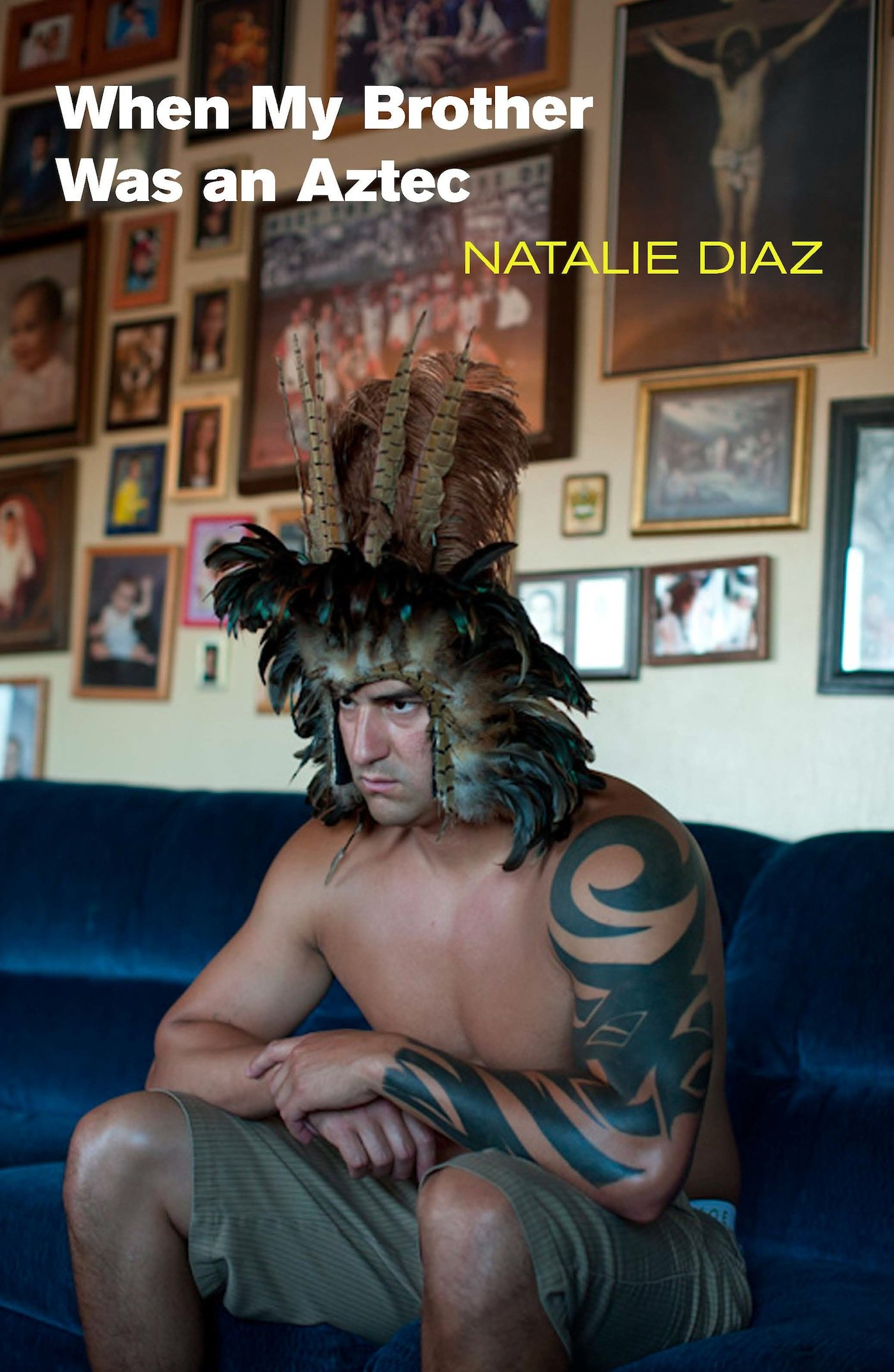 When My Brother Was an Aztec pdf