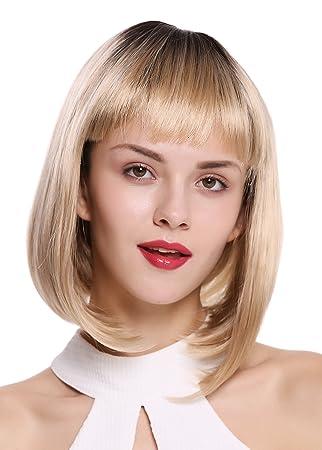 Wig Me Up Dw 2140q Ys834s4 Damenperücke Perücke Bob Longbob Kurz