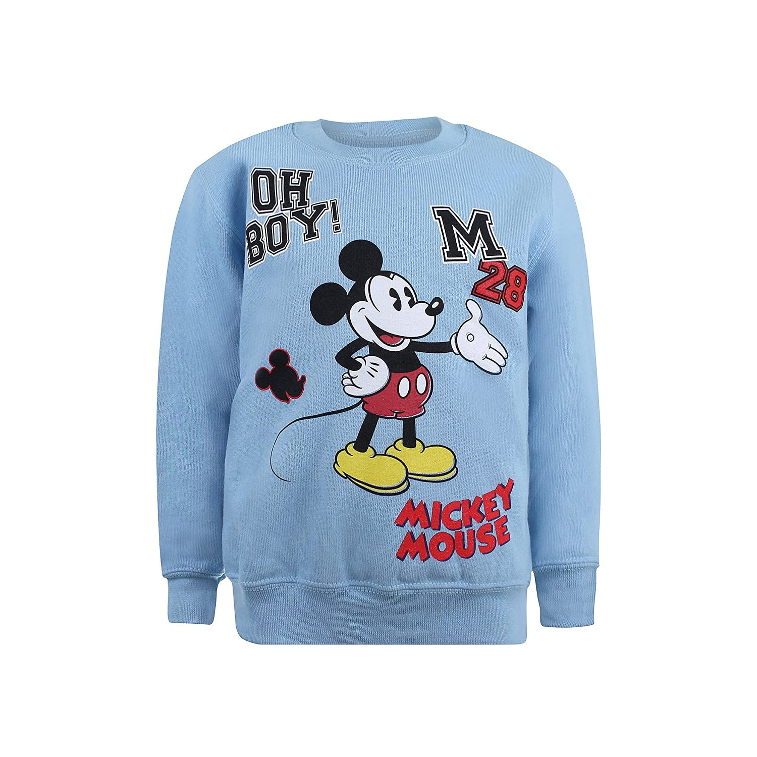 Disney Boy's Mickey Patches T-Shirt