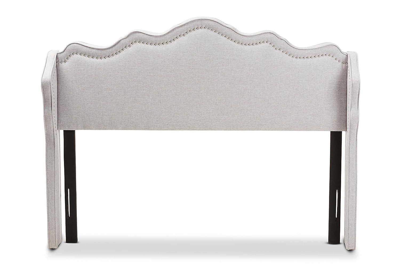Awe Inspiring Baxton Studio 424 7534 Amz Naamaho Winged Headboard King Beatyapartments Chair Design Images Beatyapartmentscom