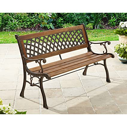 Amazon.com : Better Homes and Gardens Lattice Bench, Antique Bronze on bernhardt outdoor furniture, houzz outdoor furniture, lane outdoor furniture, garden ridge outdoor furniture, hgtv outdoor furniture, instyle outdoor furniture, ashley furniture outdoor furniture, home casual outdoor furniture, martha stewart living outdoor furniture, ballard designs outdoor furniture, wood outdoor furniture, sunset outdoor furniture, better home patio furniture cushions, southern living outdoor furniture, home improvement outdoor furniture, popular mechanics outdoor furniture, bhg outdoor furniture, home trends outdoor furniture, cottage style outdoor furniture, fortune outdoor furniture,