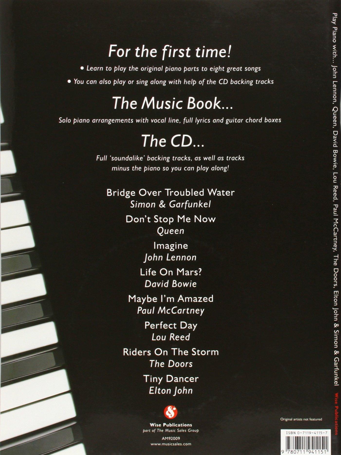 John Lennon Queen David Bowie Lou Reed Paul Mccartney The
