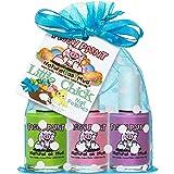 Piggy Paint Nail Polish Gift Set, Little Chick