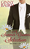 A Summer Grooms Selection