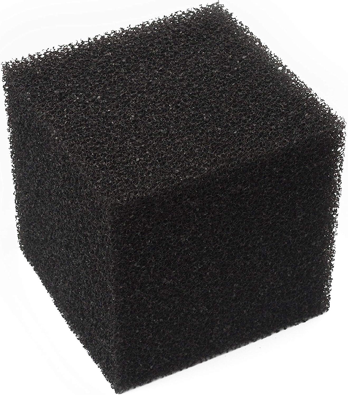 "Generic New 8/"" Inch Coarse Pond Filter Foam Cube Block Pump Pre Filter Sponge"