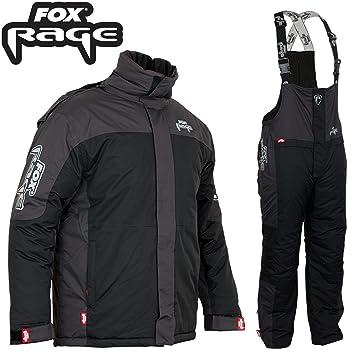 magasin en ligne fc2d5 b90f3 Fox Rage Combinaison de Neige Suit - Combinaison Thermique ...