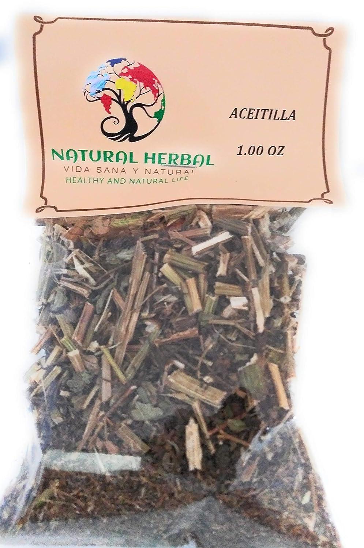 Amazon.com : Aceitilla/Hierba-Tea 1 onz : Grocery & Gourmet Food