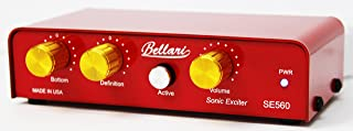 product image for Bellari Audio Bellari SE560 Sonic Exciter - Sound Enhancer, Red