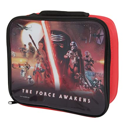 Star Wars School Lunch Box Lunch Bag Zip Boys' Accessories Bags