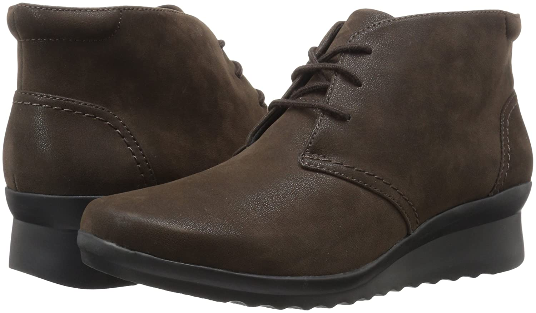 CLARKS boty Dámské B01KHQW1YO boty Hop Caddell Hop Hnědý a1e89fe ... 9137d85b88