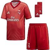 adidas 2018-2019 Real Madrid Third Mini Kit