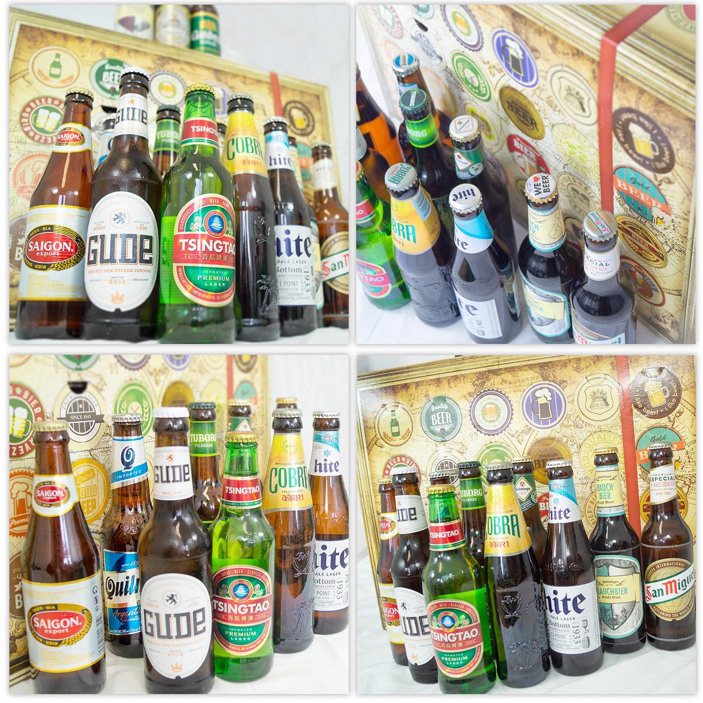 24x Weltbiere//Adventskalender Bier Sternzeichen Zwilling//Zwilling Geschenkidee