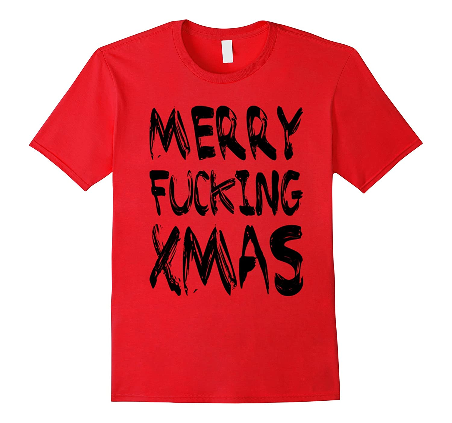 Christmas - MERRY FKING XMAS T-Shirt-Art