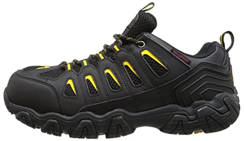 Skechers para el trabajo 77051 Blais con punta de acero de excursión el zapato: Amazon.es: Zapatos y complementos