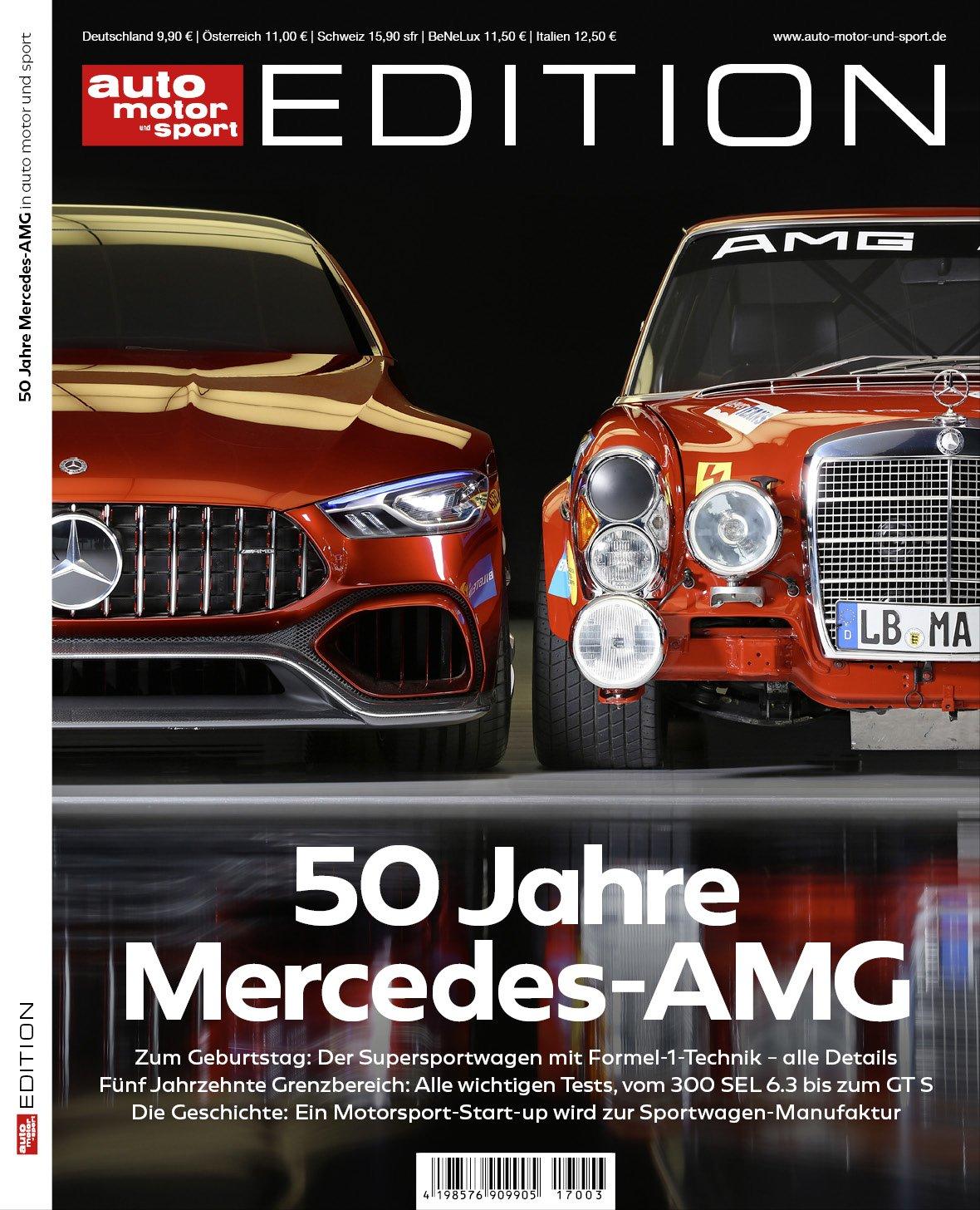 auto motor und sport Edition - 70 Jahre Ferrari: Amazon.de: Bücher