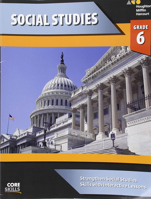 Steck-Vaughn Core Skills Social Studies: Workbook Grade 1: STECK ...