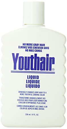 Youthair Liquid With Hair Conditioner And Groomer, 8 Ounce (Pack Of 2) by Youthair