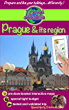 Travel eGuide: Prague & its region: Discover the pearl of the Czech Republic and Central Europe! (Travel eGuide city Book 7)