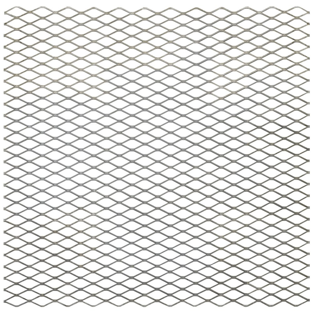 National Hardware N301-606 4075BC Expanded Steel - 3/4'' Grid, 13 Gauge in Plain Steel, 24'' x 24 by National Hardware