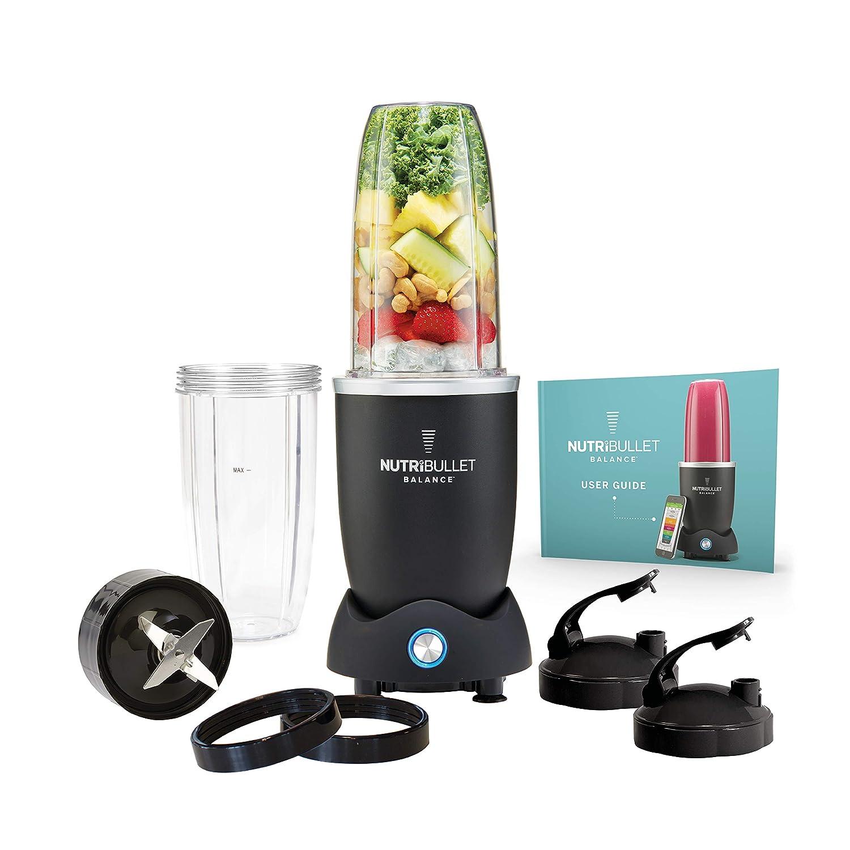 NutriBullet Balance 9 Piece with Smart Nutrition Sensor and Bluetooth Technology High Street TV 01059