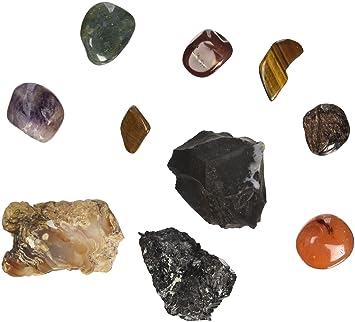 Amazon com: Healing Crystals Love, Root Chakra Healing Kit