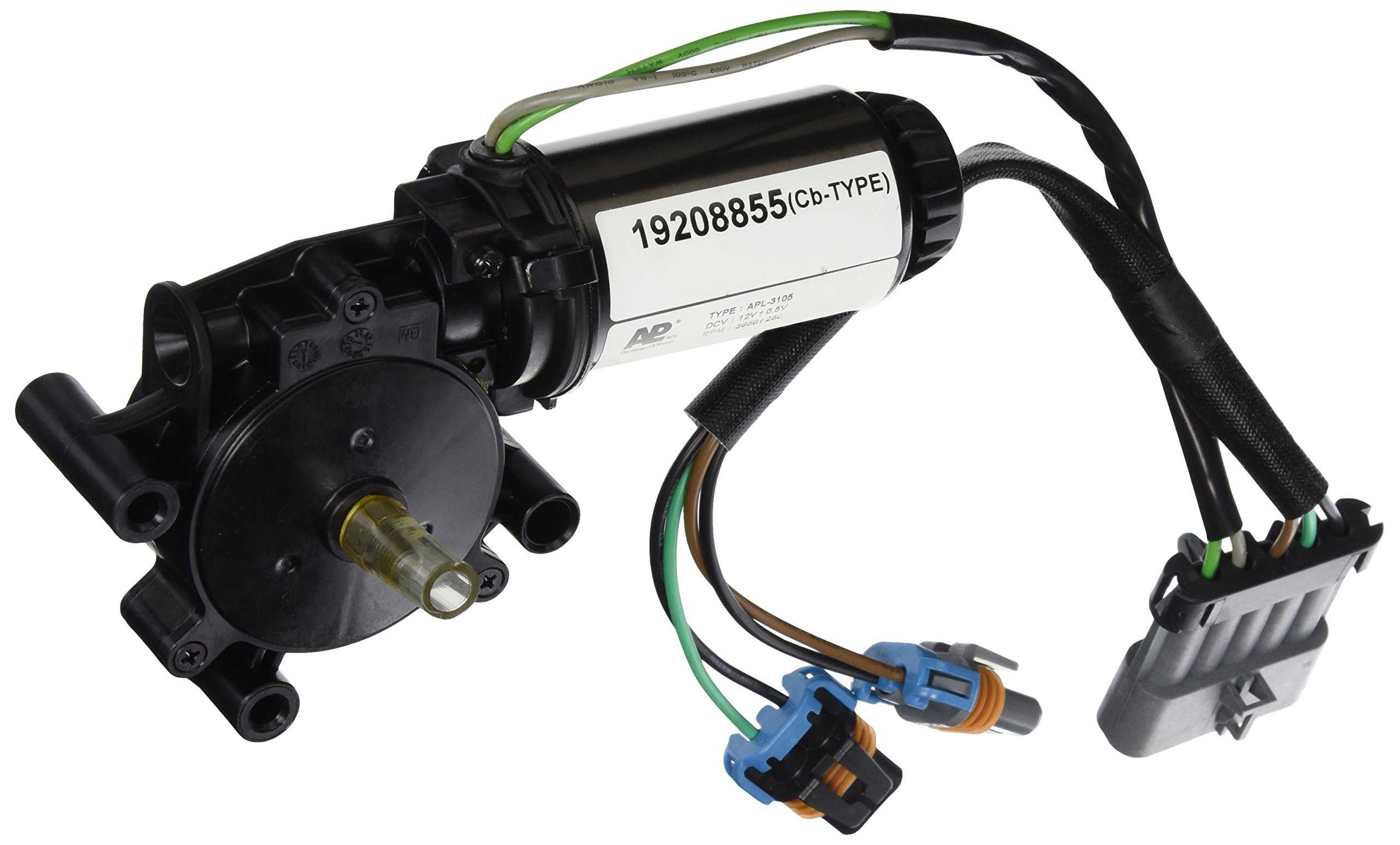 ACDelco 19208855 GM Original Equipment Driver Side Headlamp Actuator by ACDelco