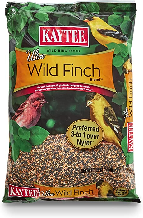Top 10 Wild Wing Bird Food