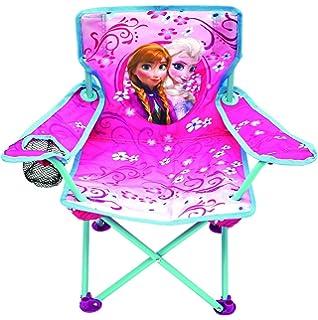 Disney Frozen Anna U0026 Elsa Fold Nu0027 Go Chair   Toddler
