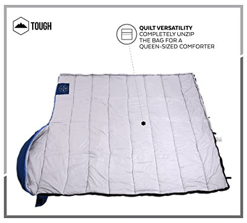 Tough Outdoors XL Sleeping Bag