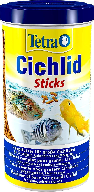 Tetra Cichlid Sticks, Mangime per Pesci, 1000 ml