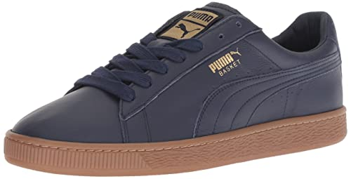 9629a2715b3a PUMA Men s Basket Classic LFS Sneaker  Buy Online at Low Prices in ...