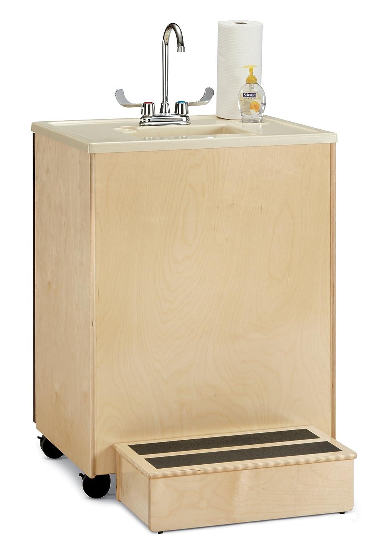 Amazon.com: Jonti Craft 0557JC Step Up Standard Stool: Industrial U0026  Scientific