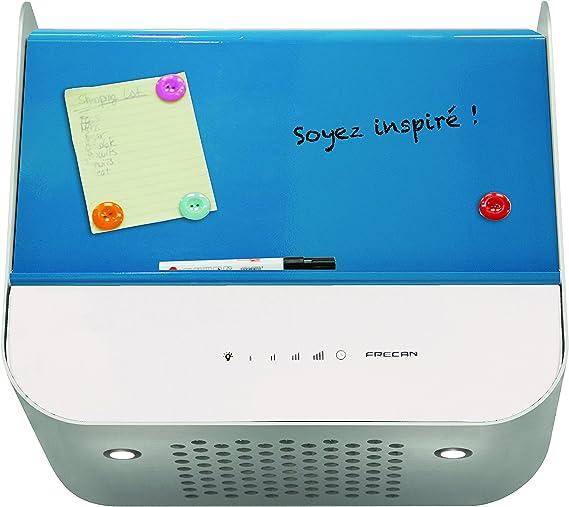 frecan – Campana extractora Iconic – azul: Amazon.es: Grandes electrodomésticos