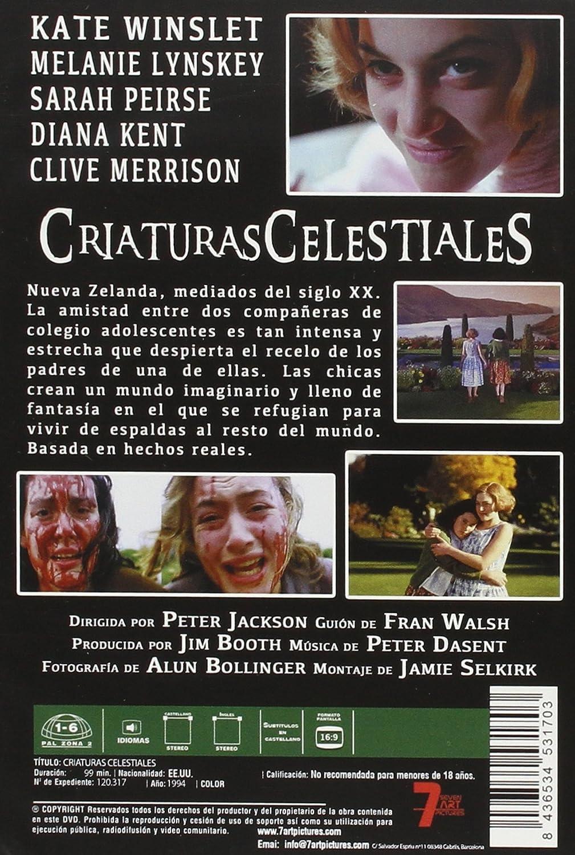Heavenly Creatures Criaturas Celestiales - Region 2: Amazon co uk