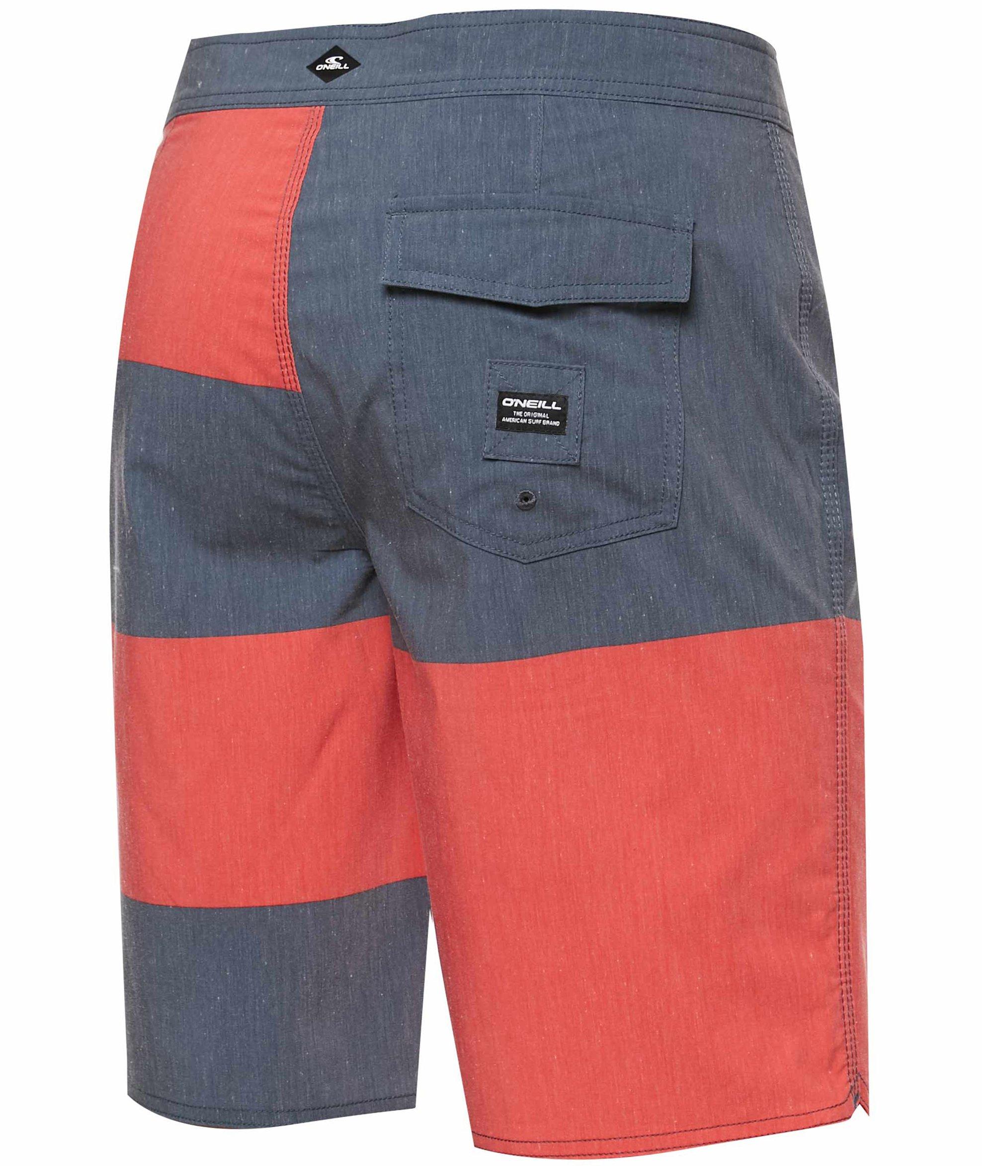 O'Neill Men's Hyperfreak Heist Informant Boardshort - Informant Red, Size 34 by O'Neill (Image #2)