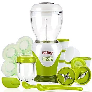Nuby Garden Fresh Mighty Set Blender For Baby Food