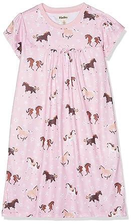 Hatley Short Sleeve Nighties, Bata para Dormir para Niñas: Amazon.es: Ropa y accesorios