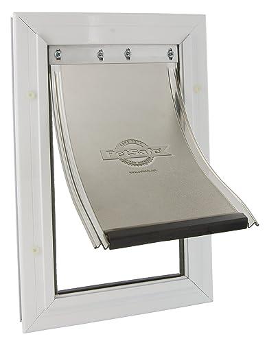 PetSafe Staywell, Weather Proof, Aluminium Pet Door, Medium, Energy efficient, Easy Install, Durable