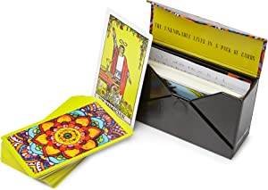 MandAlimited Classic Tarot Cards Deck with - a Modern Touch II Edition
