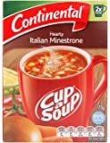 Continental Cup-A-Soup Italian Minestrone 2 pack 75g