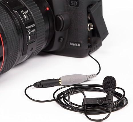 Rode Smartlav+ - Micrófono, color negro: Amazon.es: Instrumentos ...