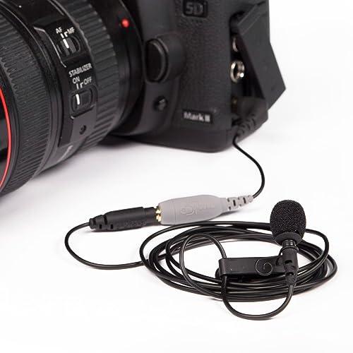 Rode smartLav+ Omnidirectional Lavalier Microphone