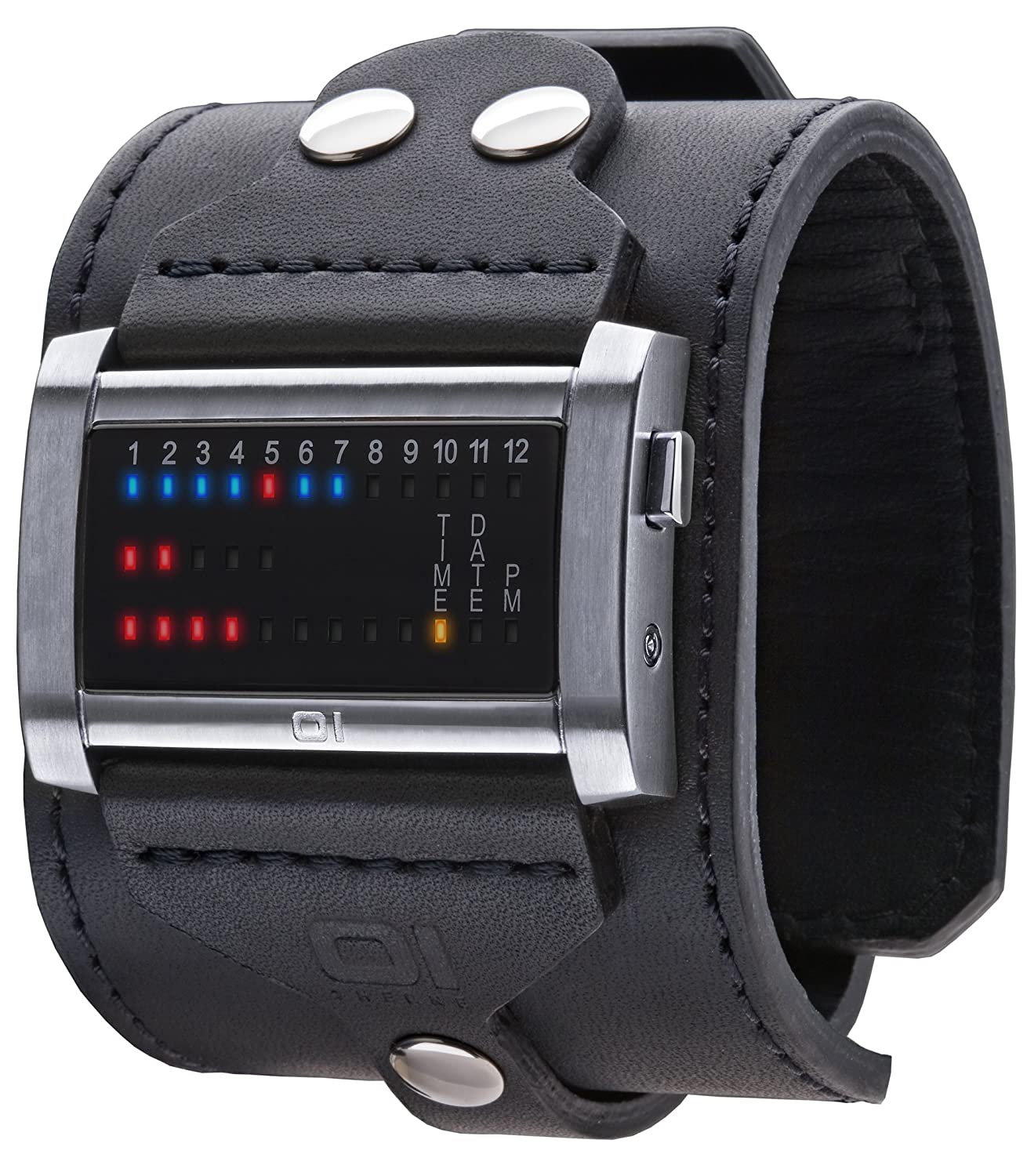 The One Unisex-Armbanduhr Digital Quarz IRH102RB4
